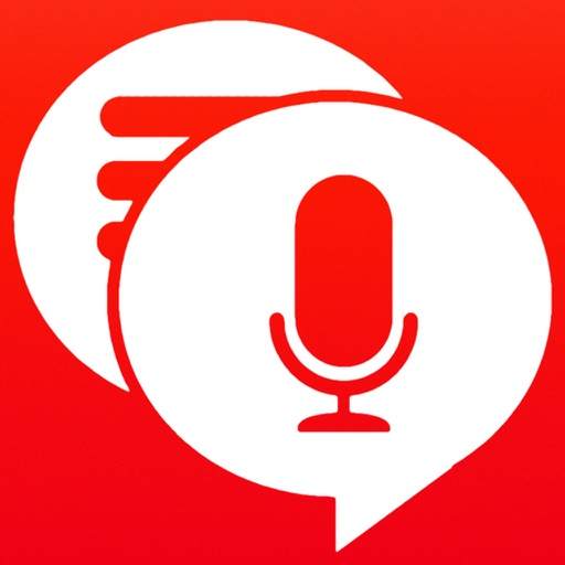 Text To Speech - Text to voice translator icon
