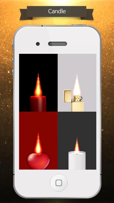 Candle - live, romantic, love screenshot four