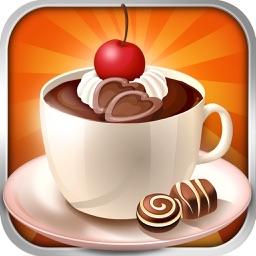 Coffee Dessert Making Salon - food maker games & candy ice cream make for kids!