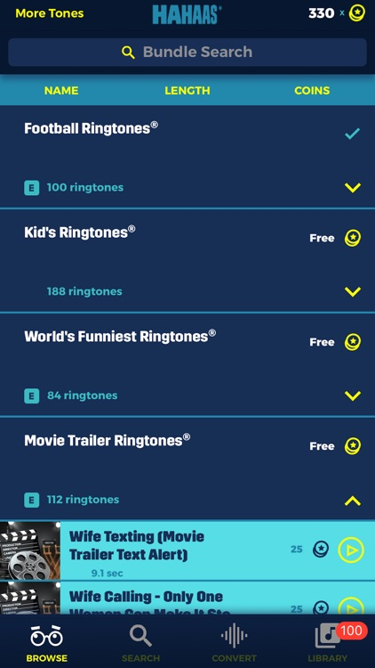 Comedy Ringtones Superstore & Ringtone Converter screenshot-4