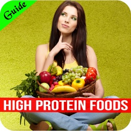 High Protein Foods - Build Muscle Naturally