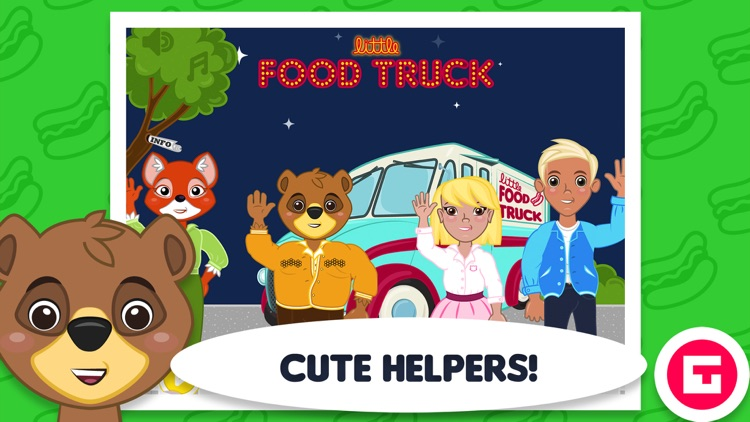 Little Food Truck screenshot-0
