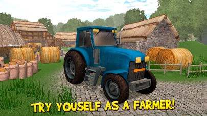 USA Country Farm Simulator 3D screenshot one