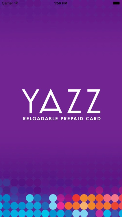 YAZZ PREPAID CARD screenshot-0