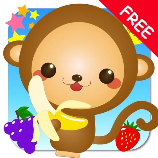 フルーツたっちっち~赤ちゃん幼児子供向けゲーム~ 無料