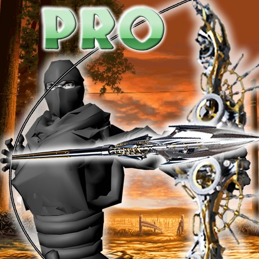 A Hero Ninja PRO - Best Bow And Arrow Archery icon