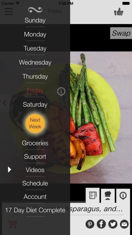 17 Day Diet Meal Plan screenshot-3