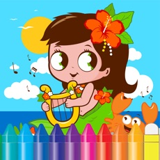 Activities of Kid Animal & Flower Coloring Book - Drawing for Kids Games