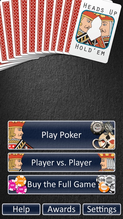 Heads Up: Hold'em  (1-on-1 Poker) screenshot-4