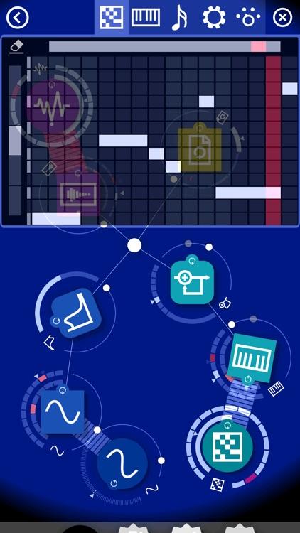 Reactable mobile screenshot-4