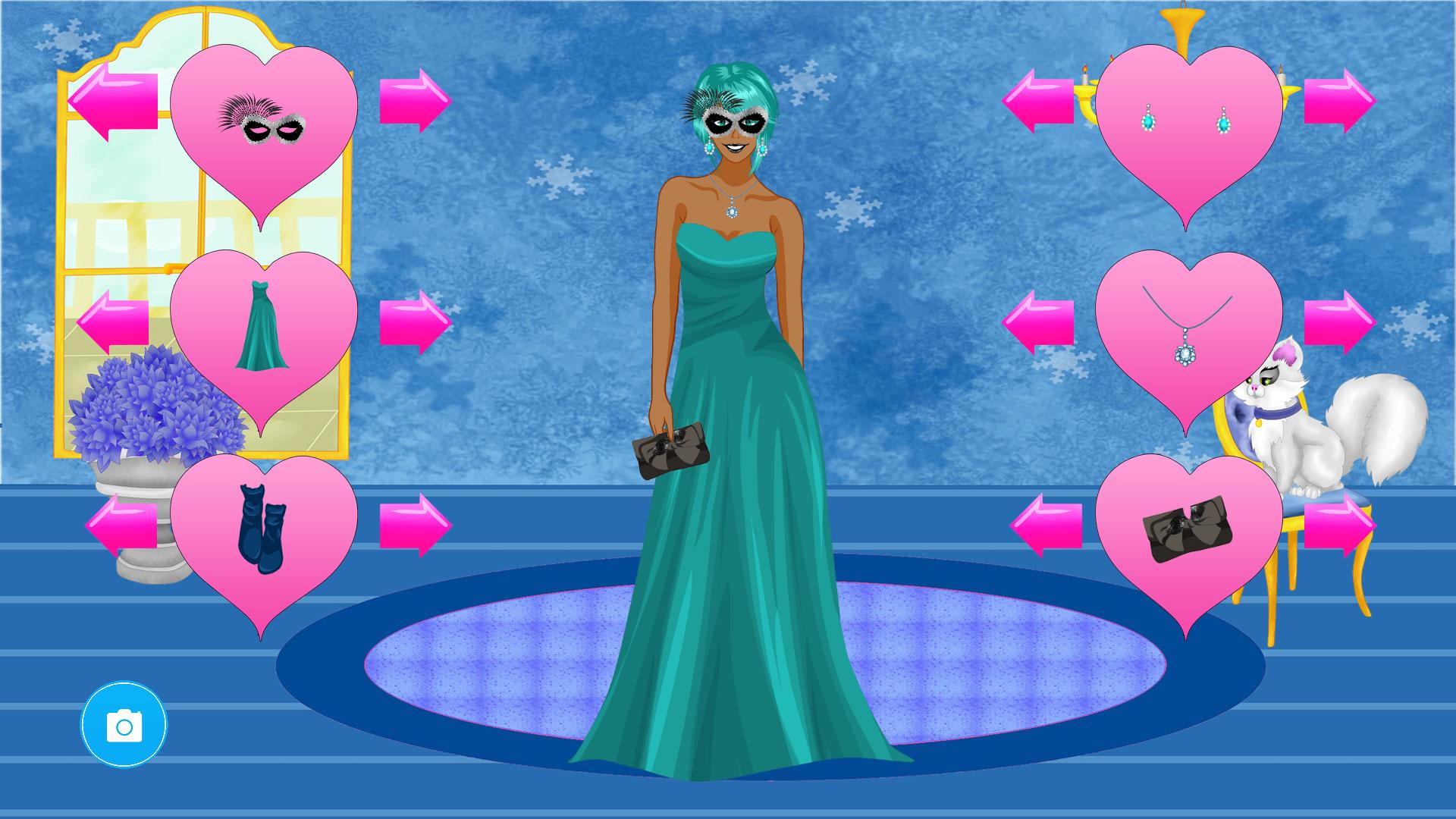 Princess Dress! screenshot 4