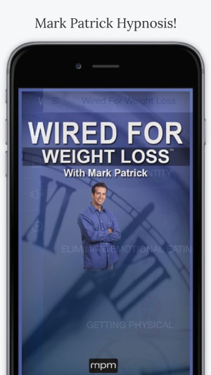 ‎Mark Patrick Hypnosis Wired For Weight Loss App on the ...