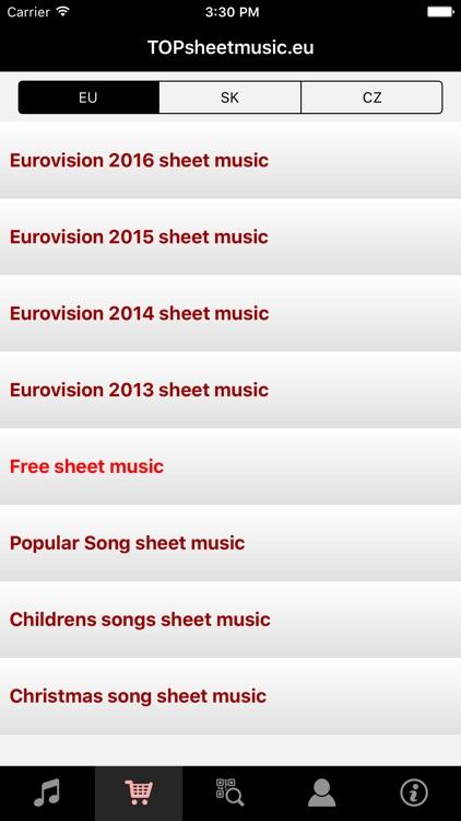 Sivus - Digital Sheet Music screenshot-3