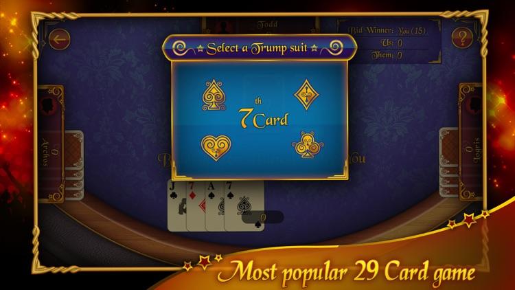 29 Card Game screenshot-3