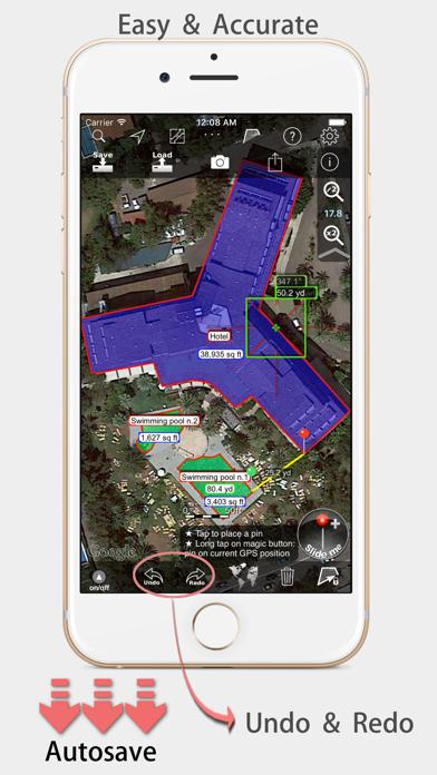 地図計測プロのおすすめ画像3