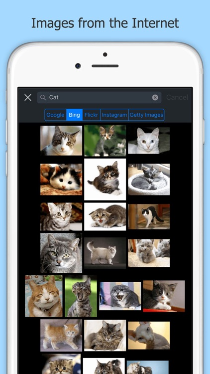 Dorado Pro — video editor. Add images, animations, text overlay to a video screenshot-3