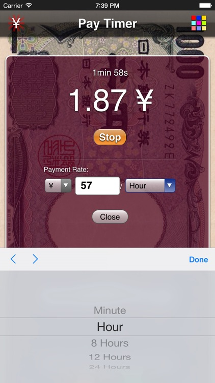 Pay Timer Free screenshot-3