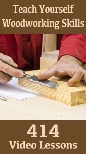 Teach Yourself Woodworking Skills Im App Store