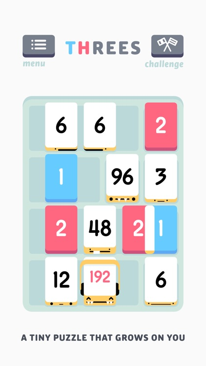 Threes! screenshot-0