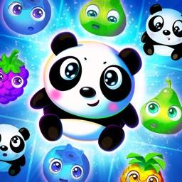 Fruit Panda Juicy Match Mania