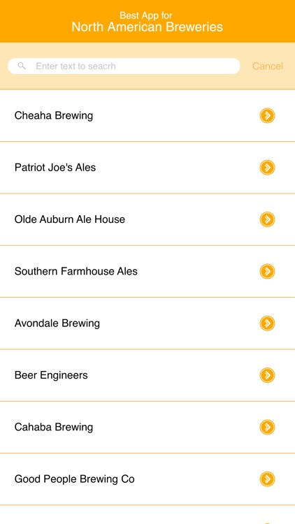 Best App for North American Breweries