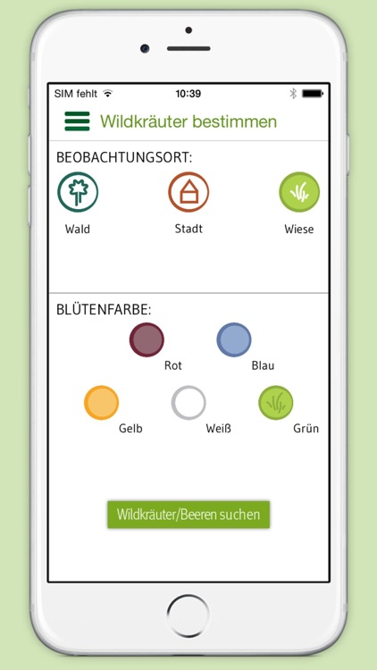 Wildkräuter & Beeren bestimmen – entdecken Sie heimische Kräuter und Beeren in Natur und Garten screenshot-3