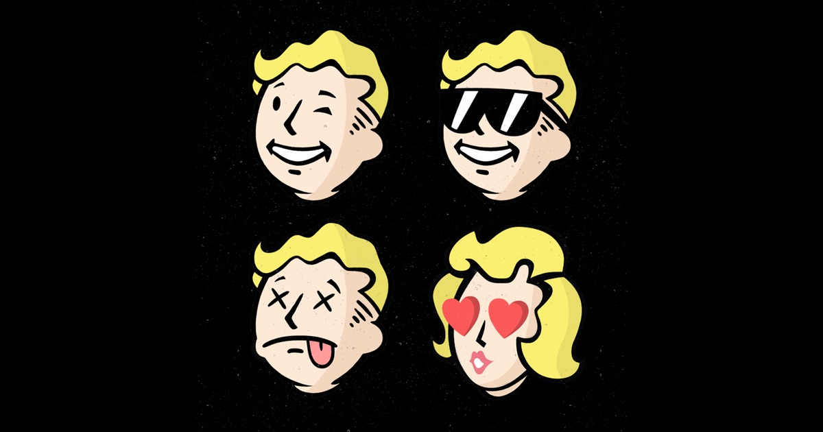 Fallout Desktop Icons Mac Vault Boys By Donskellitonio On