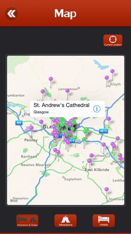 Glasgow City Travel Guide screenshot-3