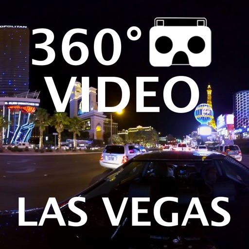 VR Las Vegas 360° Video