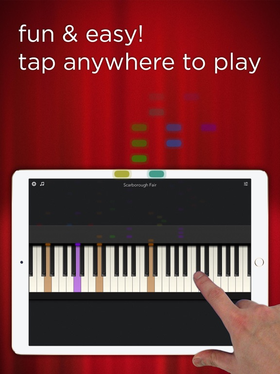 Tiny Piano - Пианино Скриншоты5