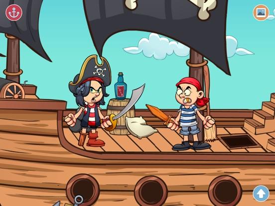 The Pirate Life на iPad