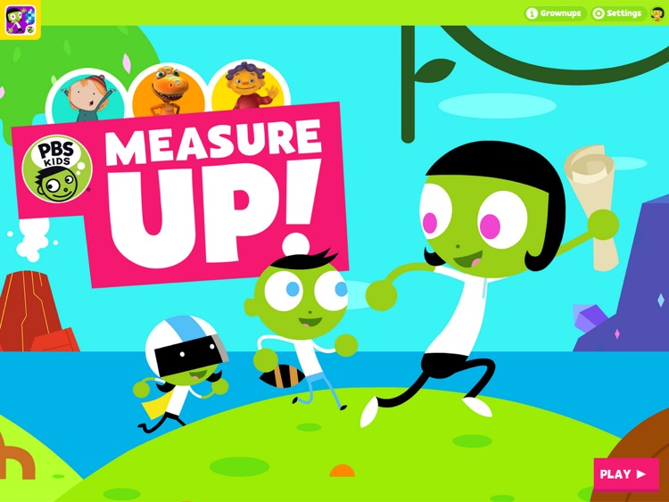 PBS KIDS Measure Up! screenshot-0