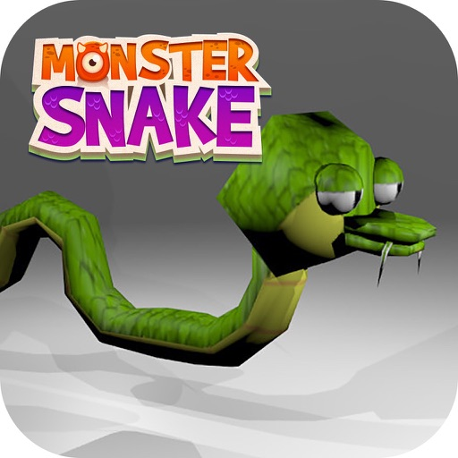 MonsterSnake(新贪吃蛇)