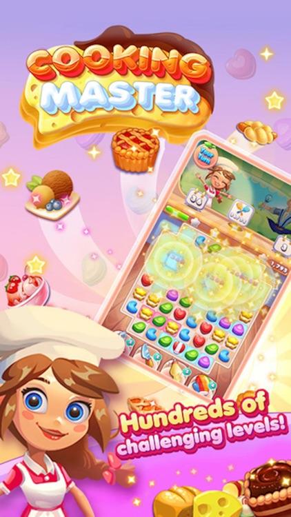 Cookie Chef - 3 match puzzle crush mania game screenshot-4