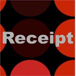 uKeepScore Receipt