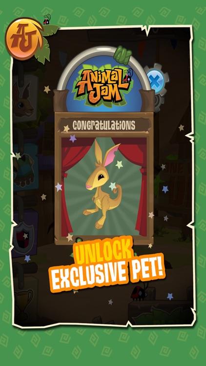 AJ Jump: Animal Jam Kangaroos! screenshot-3