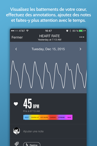 Instant Heart Rate+ HR Monitor screenshot 3