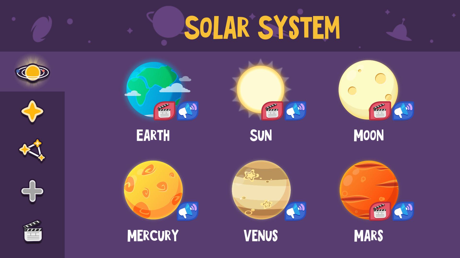 Star Walk Kids: Astronomy Game screenshot 13