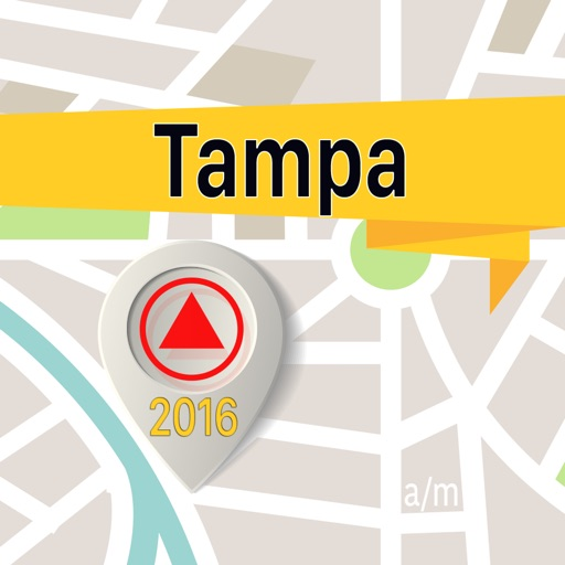Tampa Offline Map Navigator and Guide