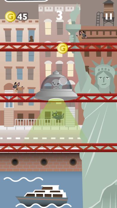 ジャンプジャンプ・キャット 猫ゲーム無料のおすすめ画像5