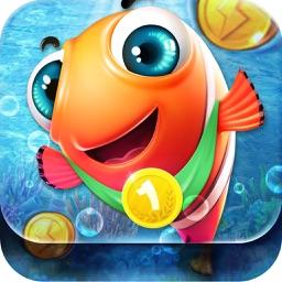 電競捕魚•娛樂城經典街機達人必備電玩競技捕魚遊戲(真人對戰+單機闖關)
