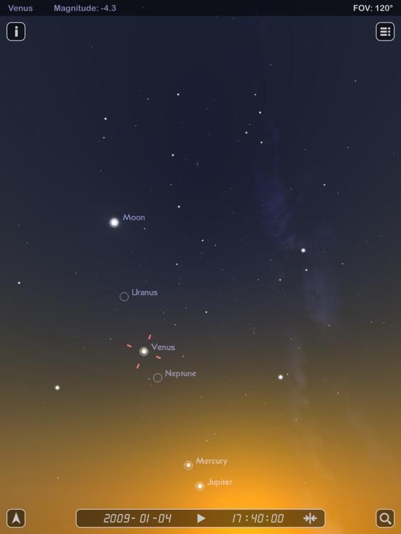 Star Rover HD - Stargazing and Night Sky Watching