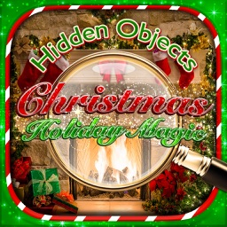 Christmas Holiday Magic - Hidden Object Spot and Find Objects Differences Santa Winter Game