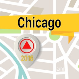 Chicago Offline Map Navigator and Guide