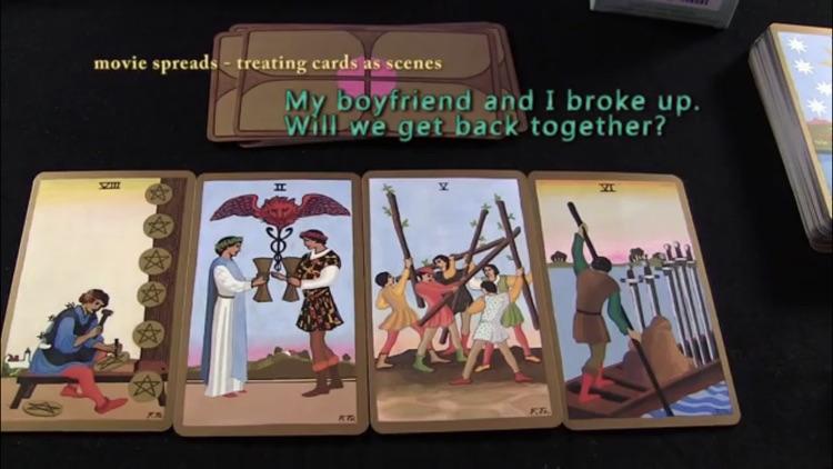 Teach Yourself Tarot Cards screenshot-4