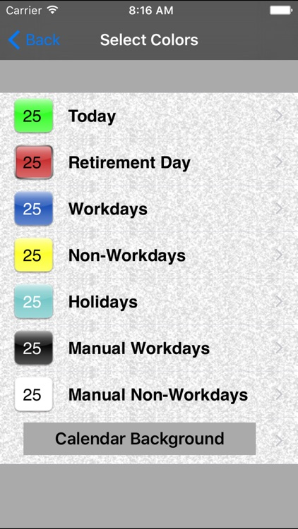 Retirement CountDown Ad Free screenshot-4