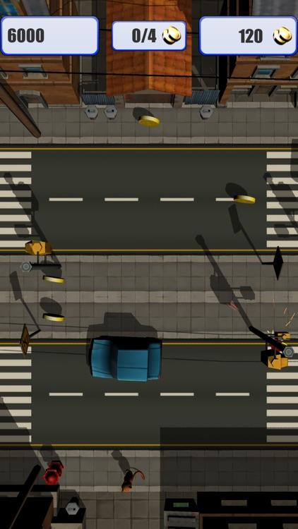 Cat Subway Run: Leo Cat vs Dog screenshot-3