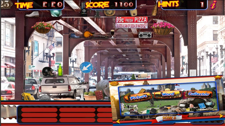 New York to Chicago Quest Travel Time – Hidden Object Spot and Find Objects Differences screenshot-4