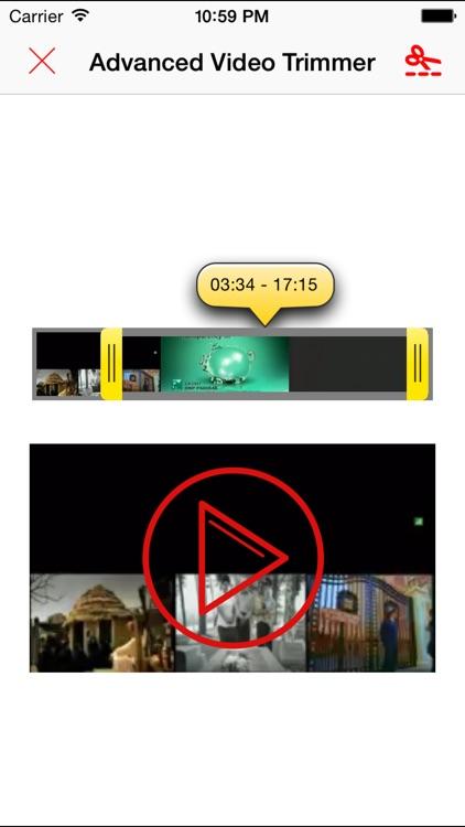 Advanced Video Trimmer screenshot-3