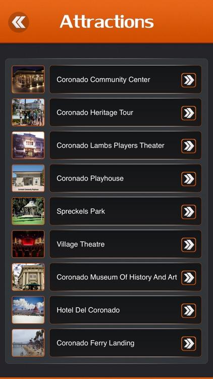 Coronado City Travel Guide